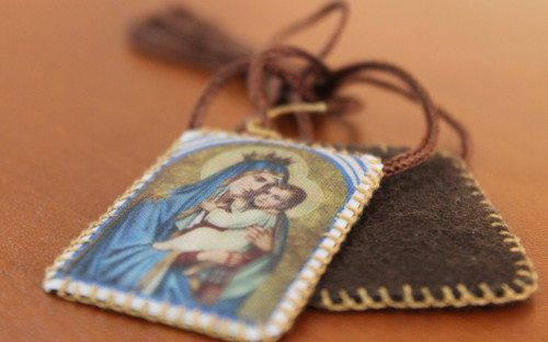 Sacramental Brown Scapular