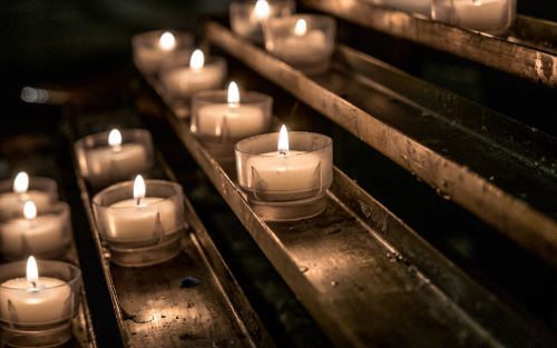 Sacramental Votive Candle
