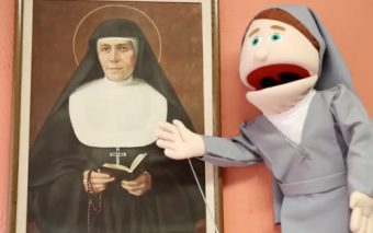 "These Nuns Took a ""Frozen"" Song and Made It About Vocations: Do You Wanna Be a Sister?"
