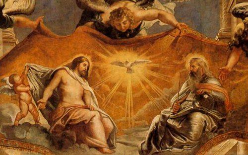 Trinitarian Gospel Reflection