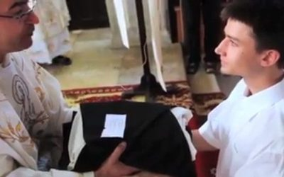 A Beautiful Video Of Dominican First Professions And Receiving The Habit