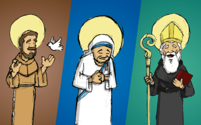 9 Images That Take The Confusion Out Of Identifying Religious Orders Of The Church
