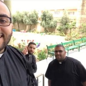 iraq A few weeks ago, 4 seminarians from Michigan embarked on a pilgrimage to Iraq, their ancient homeland and the place where their fathers