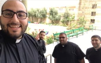 Faith is a Gift: Following 4 Seminarians on Pilgrimage to Iraq