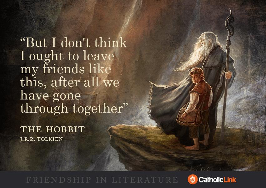 friendship Tolkien