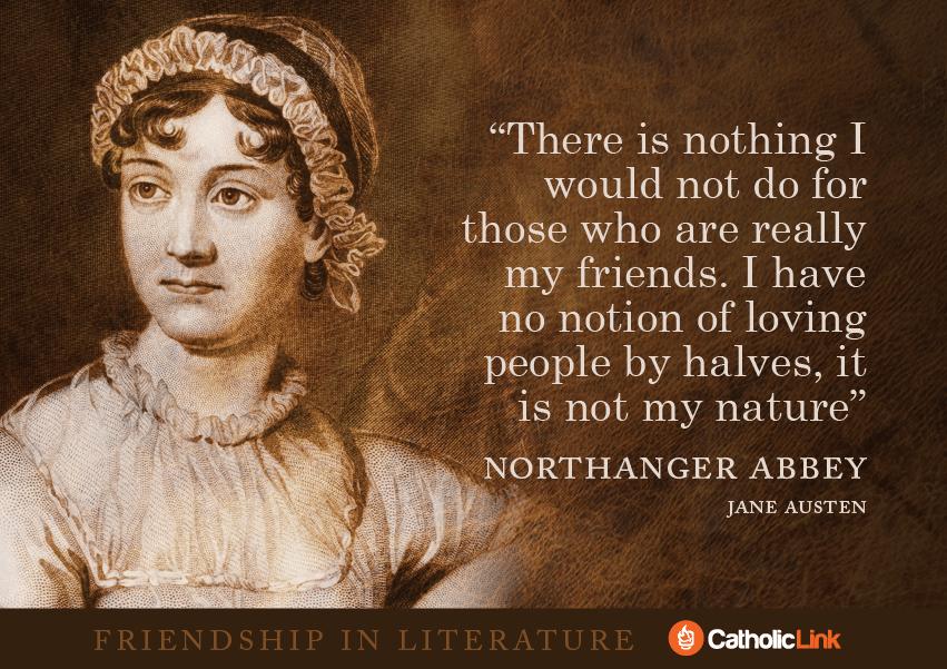 friendship Jane Austen