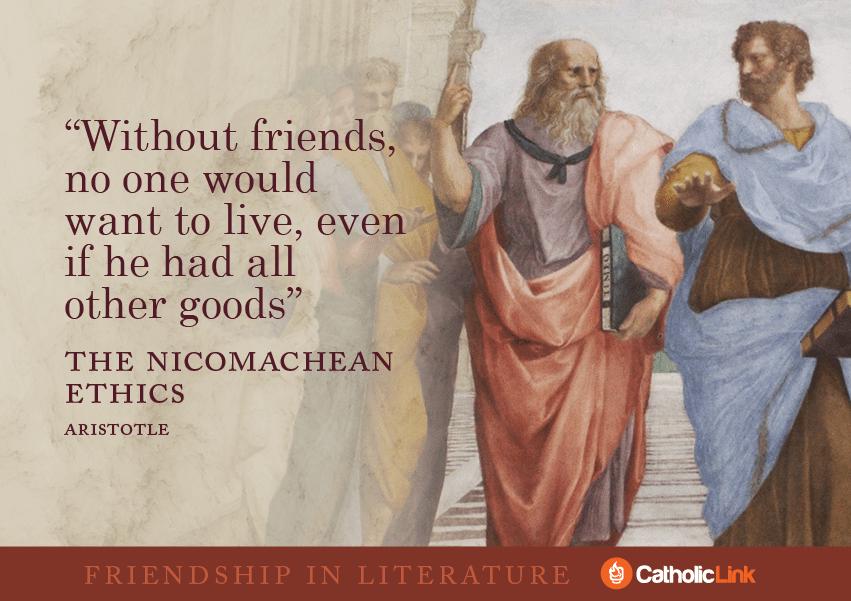friendship Aristotle