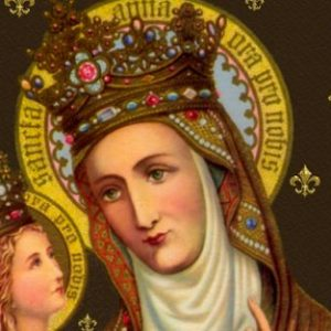 St. Anne 9 Ways St. Anne Intercedes For Us