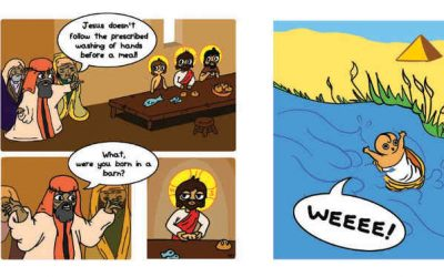 """The """"Ultimate Catholic Comic Book"""" Is Finally Here!"""