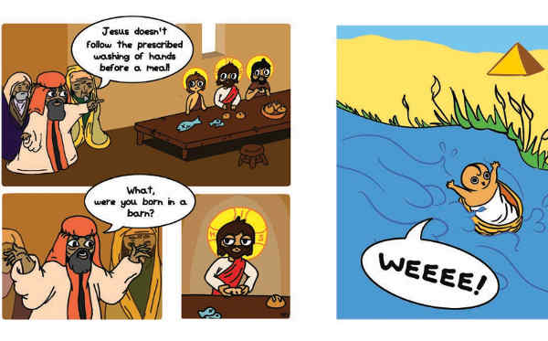catholic comic book is here