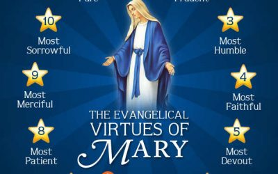 If You Desire to Grow in Holiness, Strive for These 10 Evangelical Virtues of Mary
