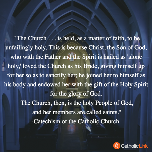 4 Marks of the Church
