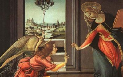 5 Feminine Virtues I Learned from Mary in the Joyful Mysteries of the Rosary (Part 1: The Annunciation)