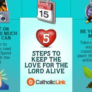 How to Keep Loving God
