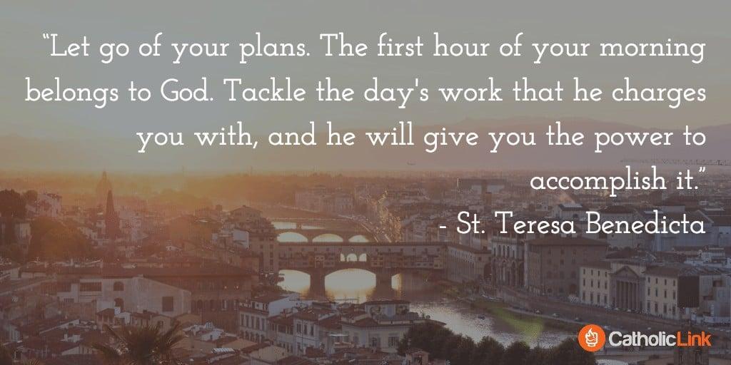 St. Teresa Benedicta