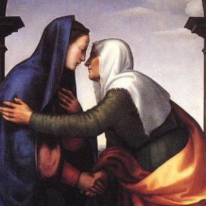 Feminine virtues Through the Rosary, Mary has depths and truths to reveal to us about the human condition... for women in recovering the feminine virtues.