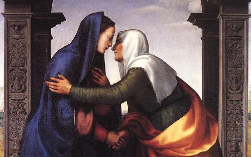 Five Feminine Virtues I Learned from the Joyful Mysteries (Part 2: The Visitation)