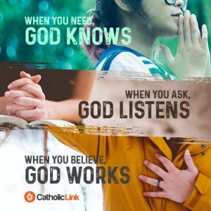 When You Need, God Knows