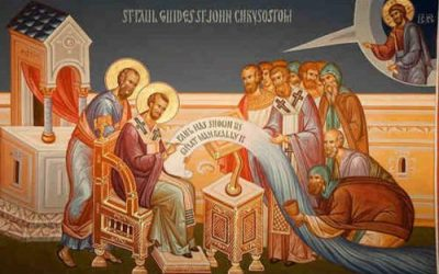 Read 11 Of The Best Quotes By St. John Chrysostom OR Listen To 10 Hours Of His Homilies