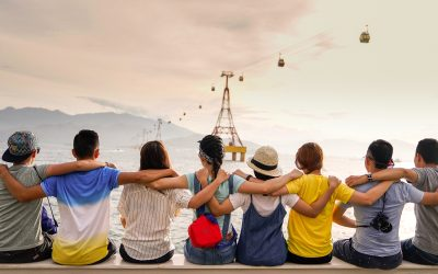 The Dynamics Of Our Friend Groups And Why We Choose Them