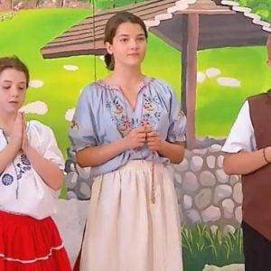 our lady of fatima catholic musical