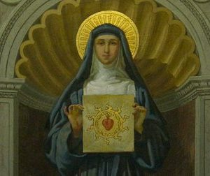 St. Margaret Mary Alacoque Sacred Heart of Jesus