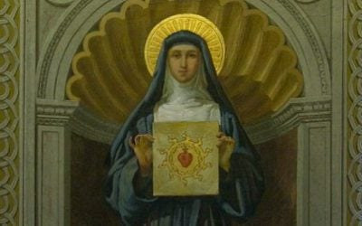 Special Agent Of The Sacred Heart: St. Margaret Mary Alacoque