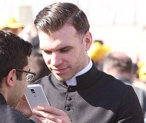 Catholic millennial priests