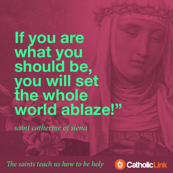 The Saints Teach Us How To Be Holy Quotes From the Saints