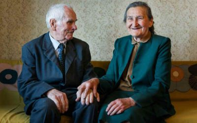 The Best Marriage Advice From Couples Who've Been Married 50+ Years!