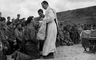 4 Heroic Stories of Military Chaplains Who Went Beyond Their Call of Duty