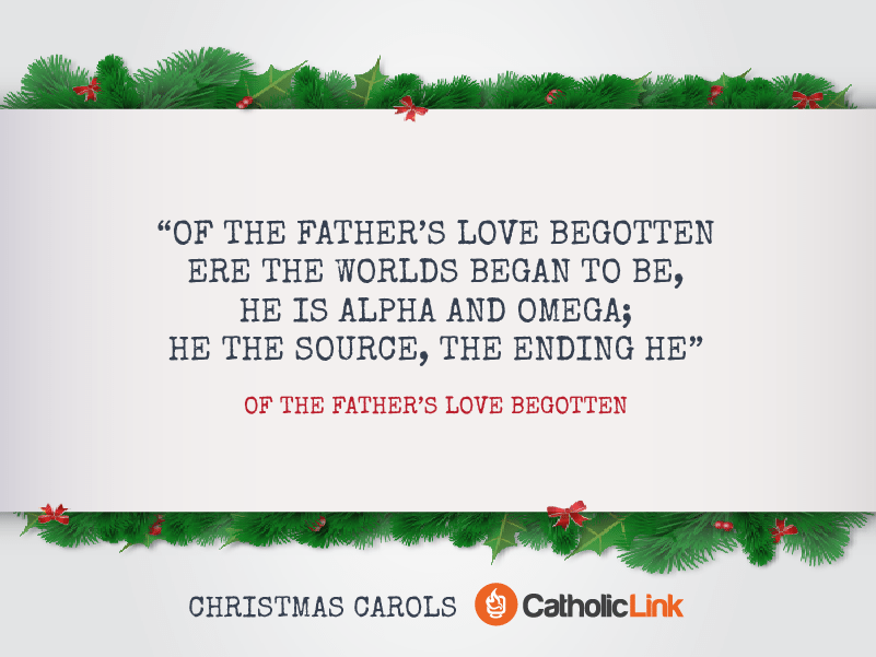 Traditional Catholic Christmas Carol Lyrics