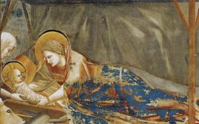 Why Was Mary Absent From The Original Nativity Scene?
