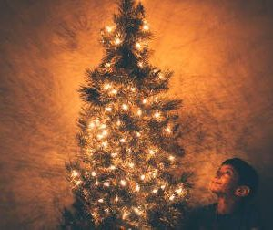 Catholic resource Twelve days Christmas tree boy