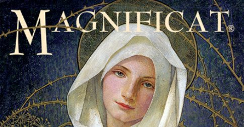 gift Magnificat magazine subscription