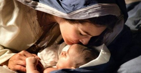 Mary Mother of God Follow Jesus