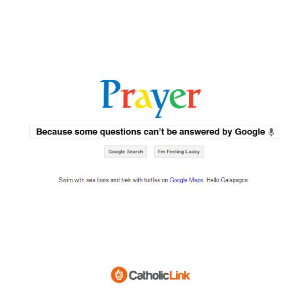 gospel reflection questions
