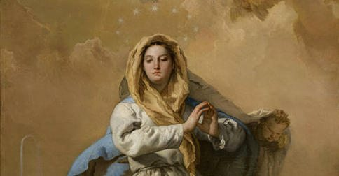 Immaculate Conception Tiepolo