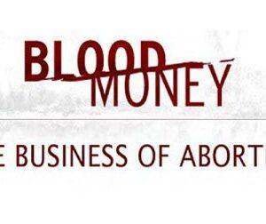 Blood Money Abortion