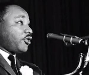 """""""The end of life is not to be happy, nor to achieve pleasure and avoid pain, but to do the will of God, come what may."""" - Dr. Martin Luther King Jr."""