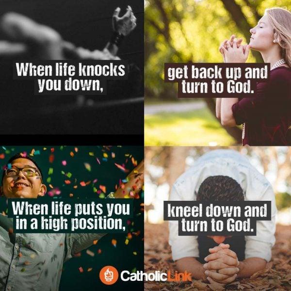 Always Turn to God