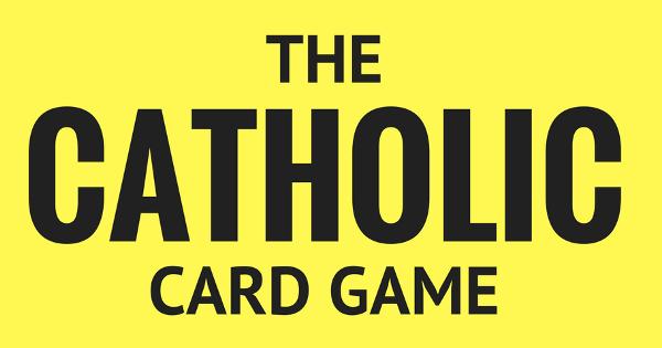 catholic card game