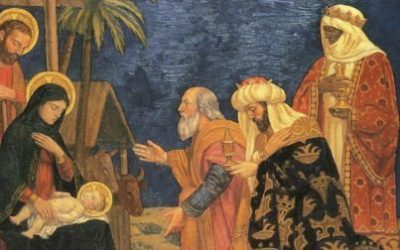 How To Pray With Your Imagination On The Epiphany