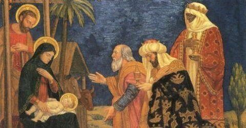Gospel reflection Epiphany