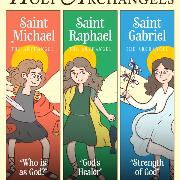 What Do The Names Of The Holy Archangels Mean?