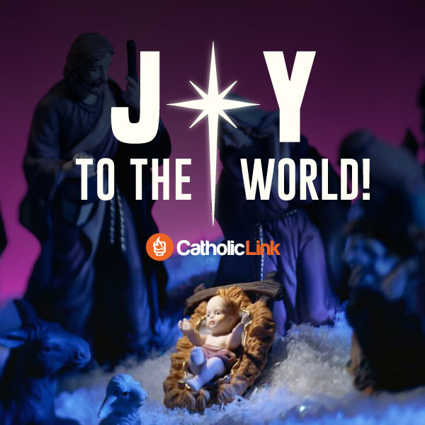Joy To The World, The Lord Is Come Catholic Christmas Quote