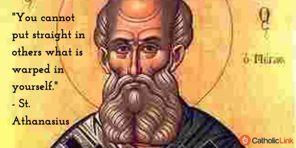 St. Athanasius Doctors of the Church