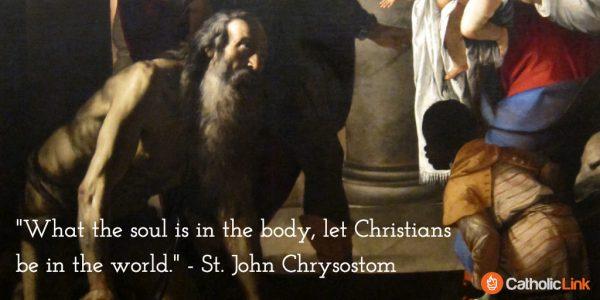 St. John Chrysostom Doctors of the Church