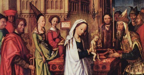 Joyful Mystieries Femininity Mary Feminine Virtues Presentation