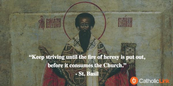 St. Basil the Great Doctors of the Church